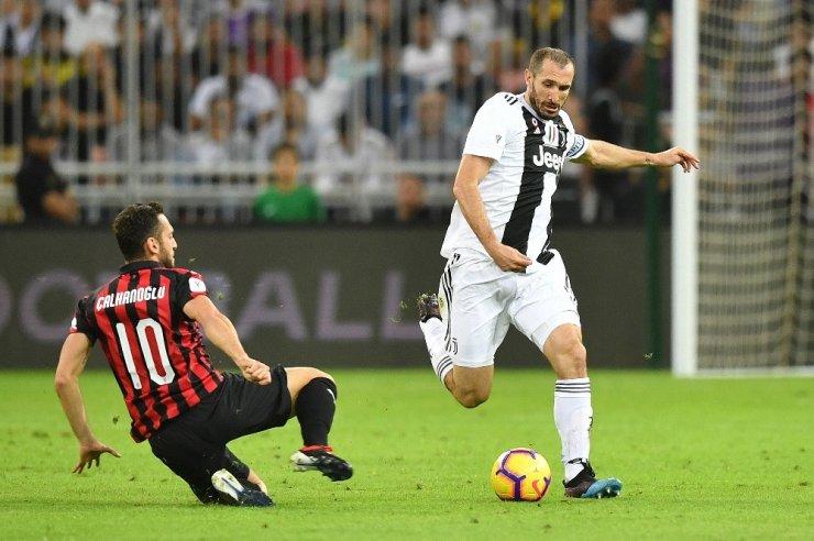 İtalya Süper Kupası Juventus'un
