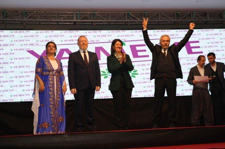 HDP'den Aday Tanıtım Toplantısı
