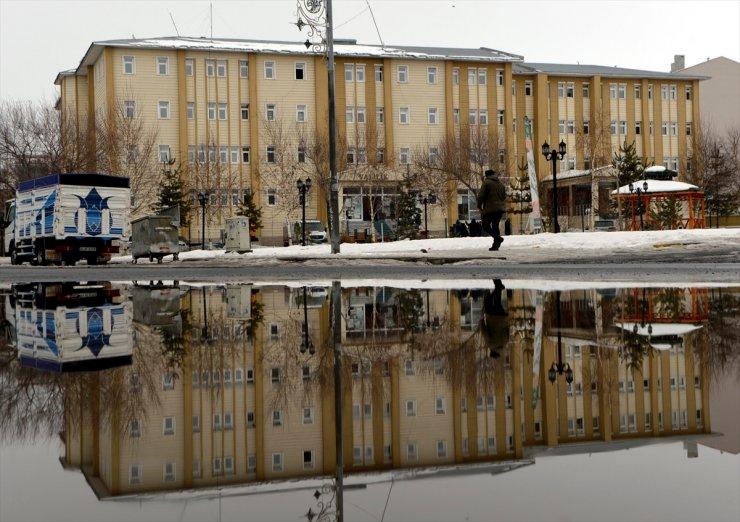 Ardahan'da Kış Ortasında Bahar