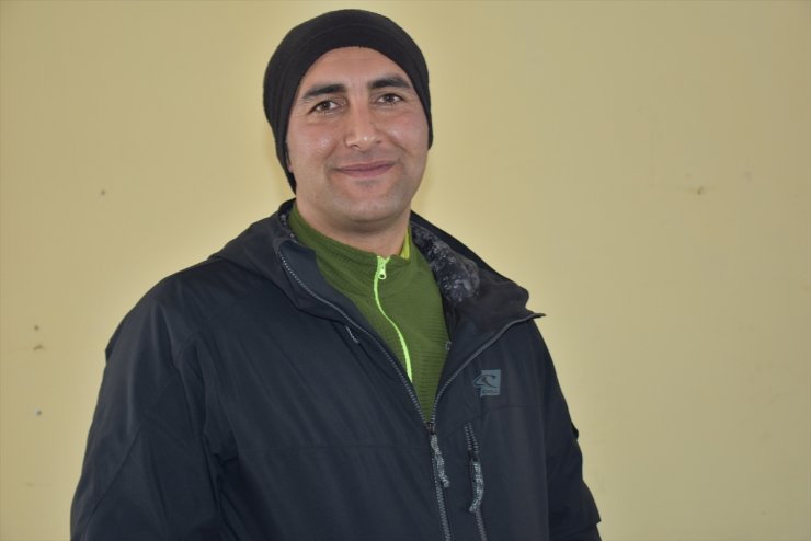 Gönüllülerden Hasancan Köyü'ne Yardım