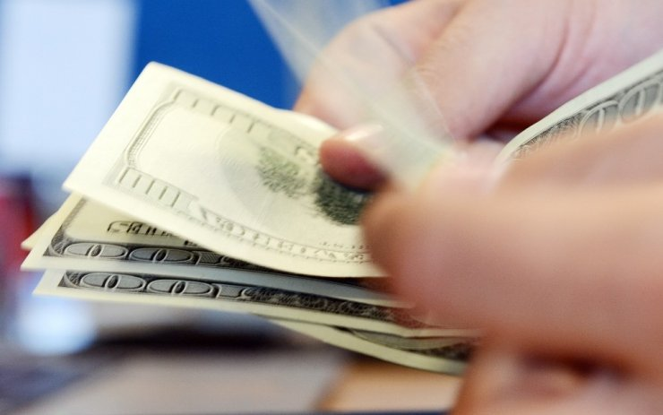 Dolar 5,20'nin Altında