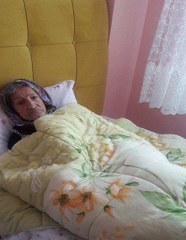 Valilik 'Yaşlı Kadın'a Yardım Edecek