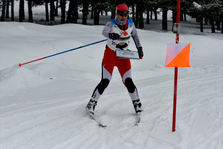 'Kayaklı Oryantiring' Şampiyonası Devam Ediyor