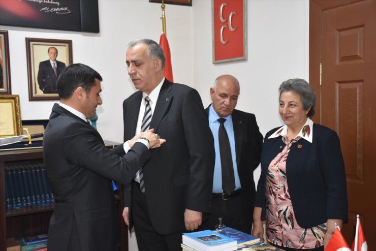 İhraç Edilen 5 MHP'li Partilerine Döndü
