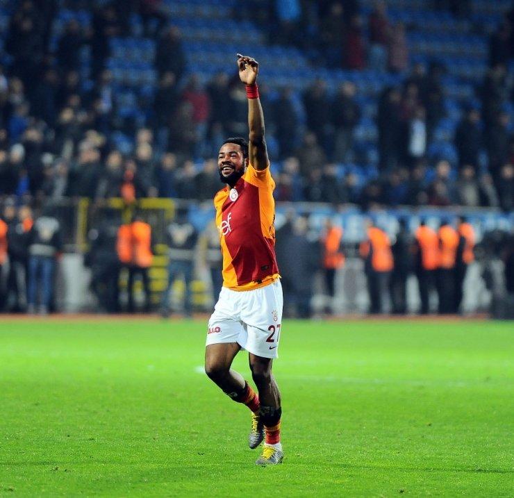 Galatasaray'da Ligdeki Seri 8'e Çıktı