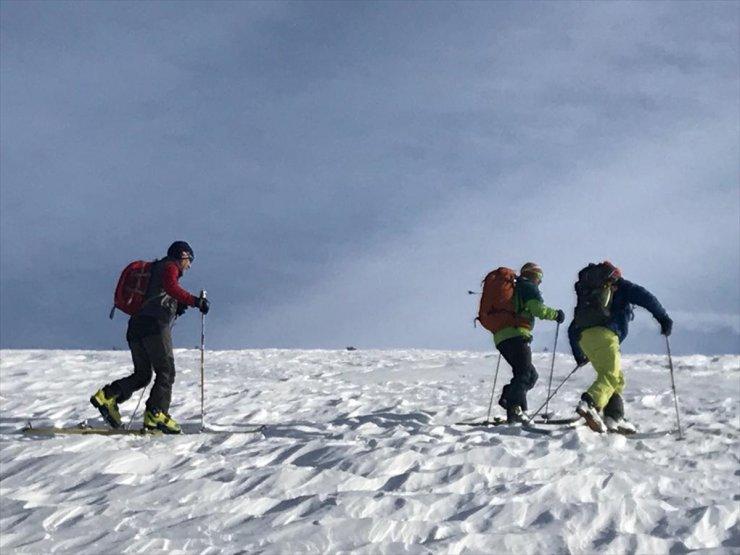 'Dağ Kayağı'nın Adresi: Palandöken