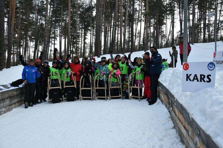 Kulüplerarası 'Kızak Şampiyonası' Başladı