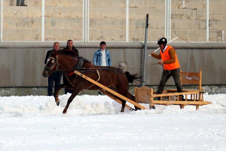 Atlı Kızak Şampiyonası Sona Erdi