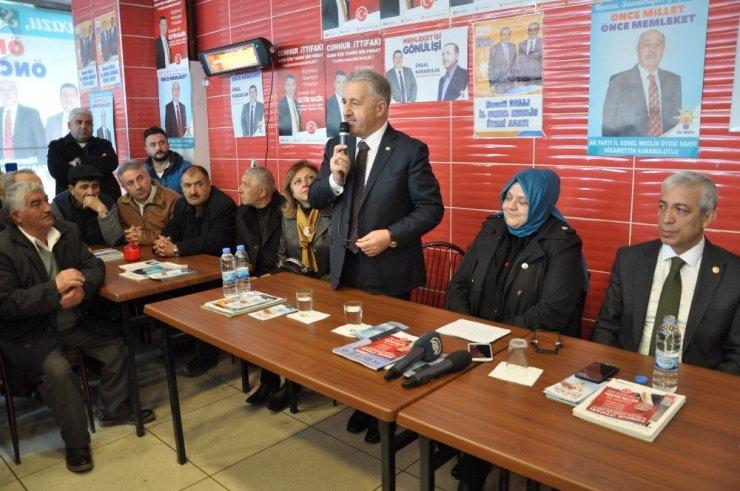 Bakan Zehra Zümrüt Selçuk Kars'ta