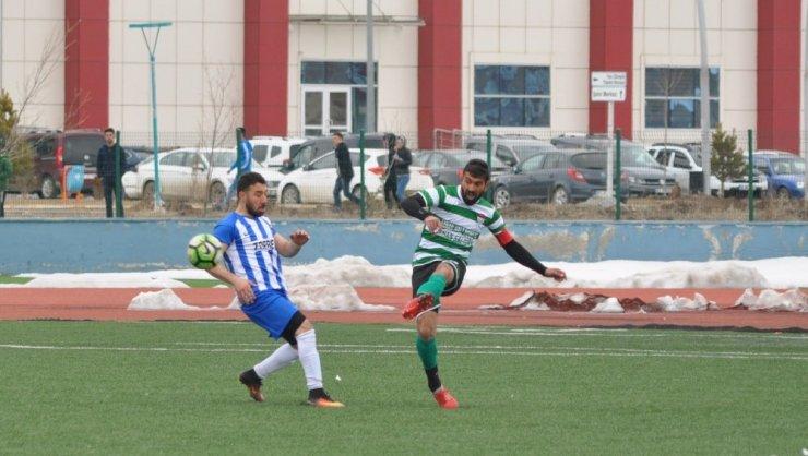 Amatör Lig Maçını Kağızman Kazandı