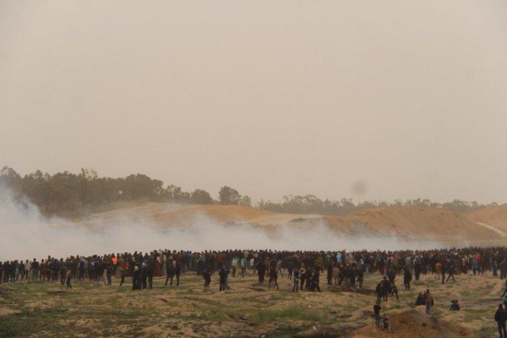 İsrail Askerleri 3 Filistinliyi Öldürdü