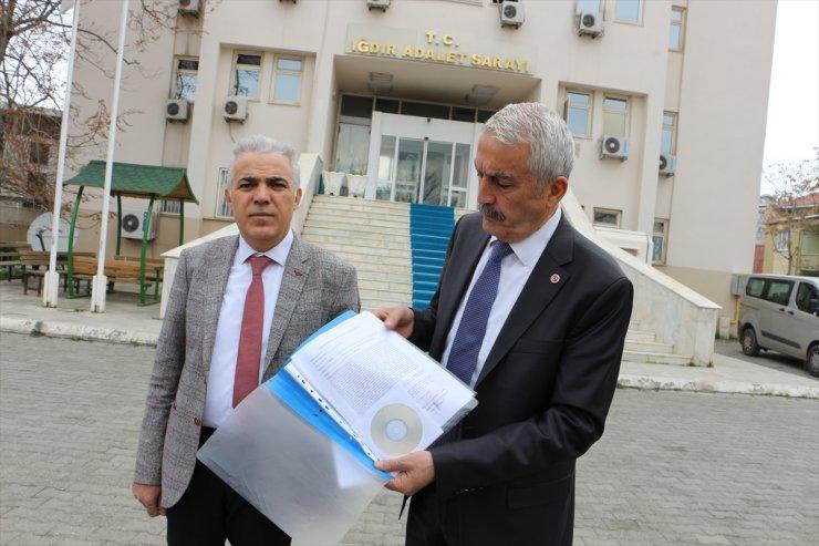 MHP, Iğdır'da Seçim Sonuçlarına İtiraz Etti