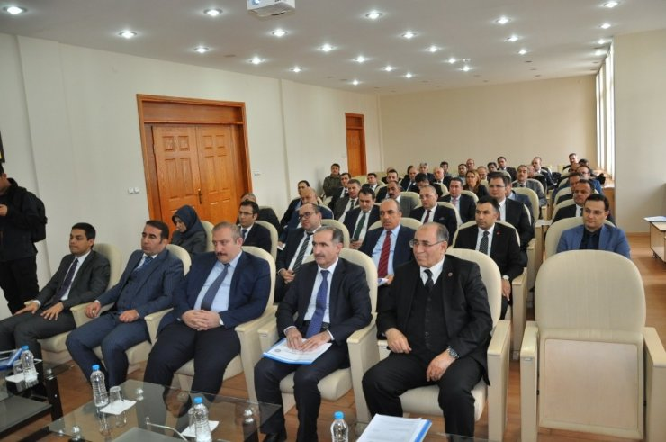 Kars 'İl Koordinasyon Kurulu' Toplandı