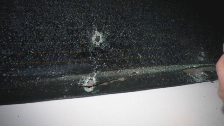 'MHP İlçe Başkanı'na Silahlı Saldırı