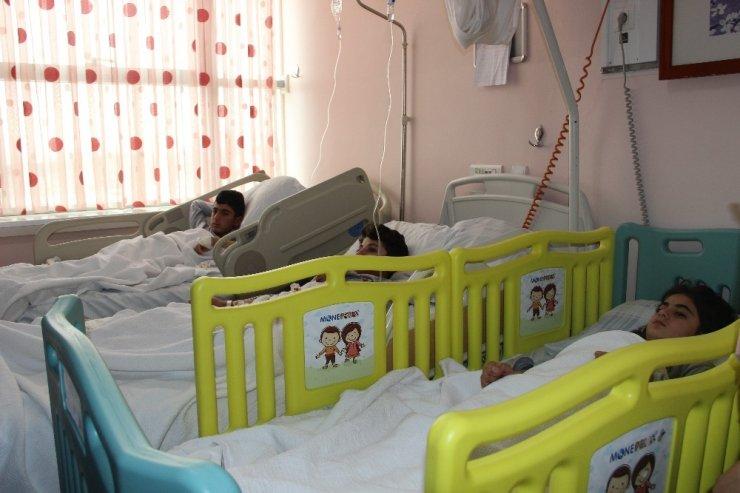 'Cıva'dan Zehirlenen Aile Tedavi Altında