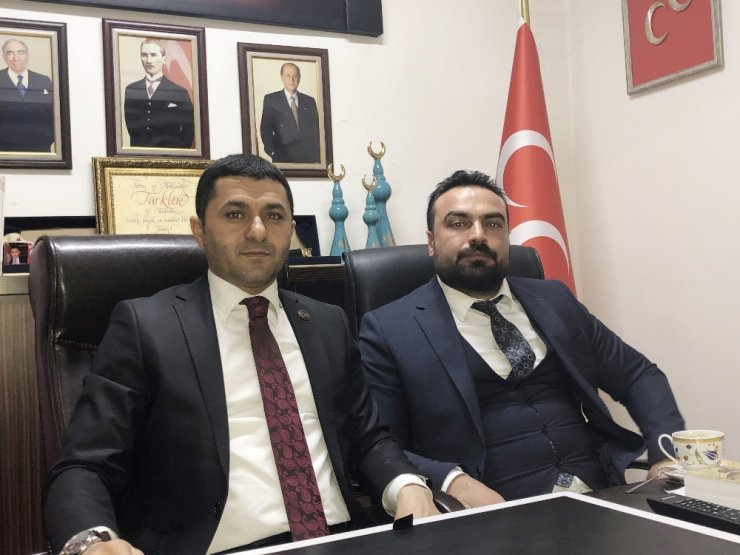 MHP'den 'Silahlı Saldırı' Açıklaması