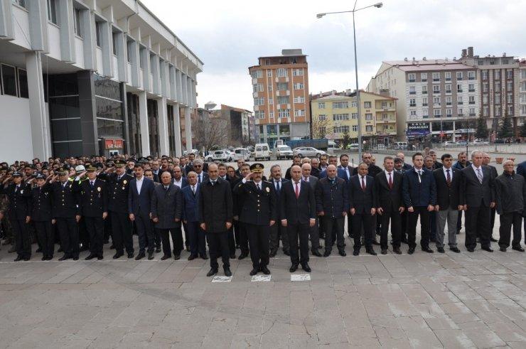 Kars'ta 'Polis Haftası' Etkinlikleri