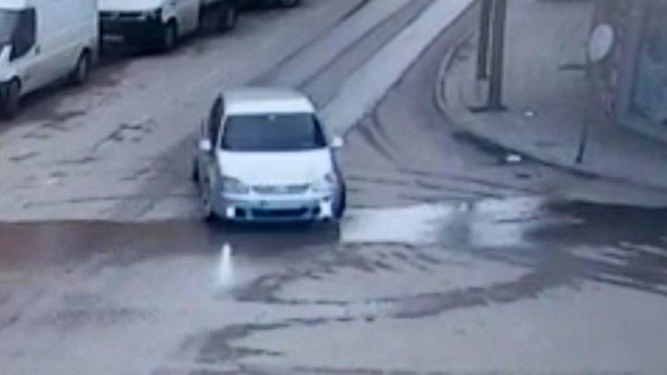 'Drift Yapan Sürücü'ye Ceza Yağdı