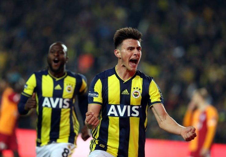 Fenerbahçe: 1 - Galatasaray: 1