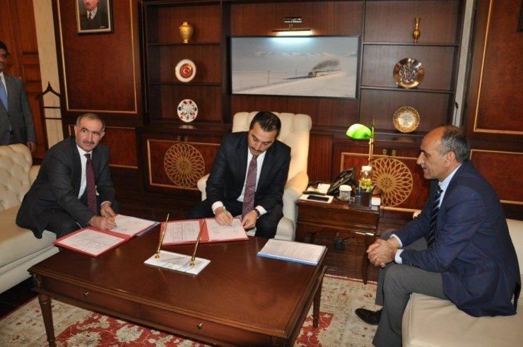 'Eğitimde İşbirliği Protokolü' İmzalandı