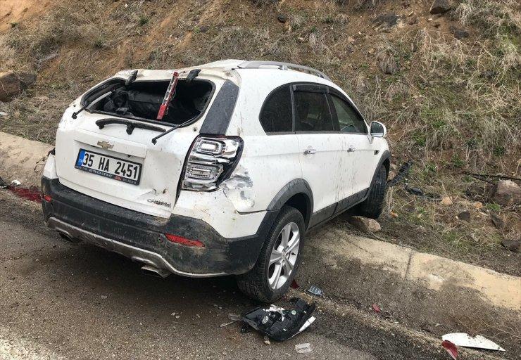 Sarıkamış'ta Trafik Kazaları: 1 Ölü, 2 Yaralı