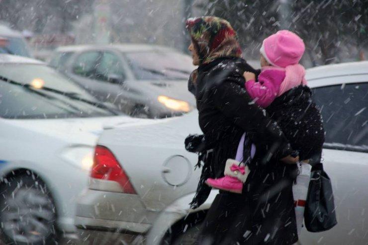 Erzincan ve Iğdır İçin Kar Uyarısı