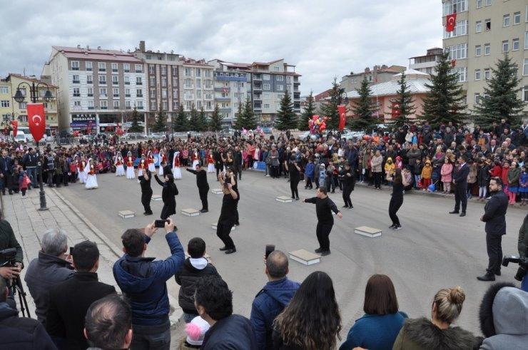 Kars'ta 23 Nisan Kutlamaları
