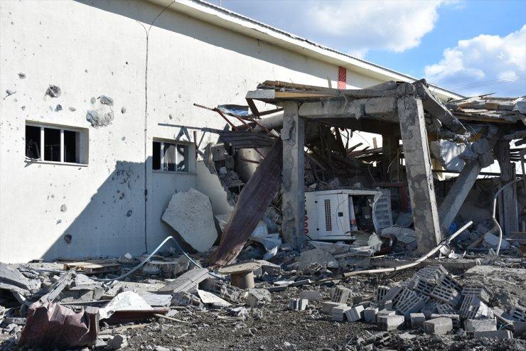 Kars'ta Süt Fabrikasında Patlama