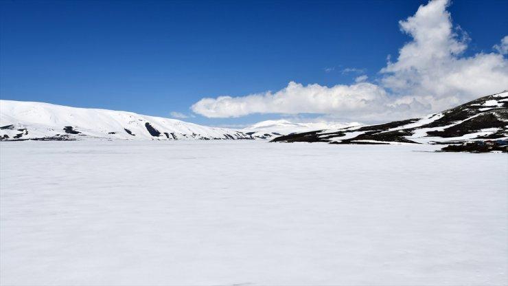 Saklı Cennetin 'Beyaz' Güzelliği