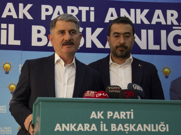 Pursaklar Belediye Başkanı İstifa Etti