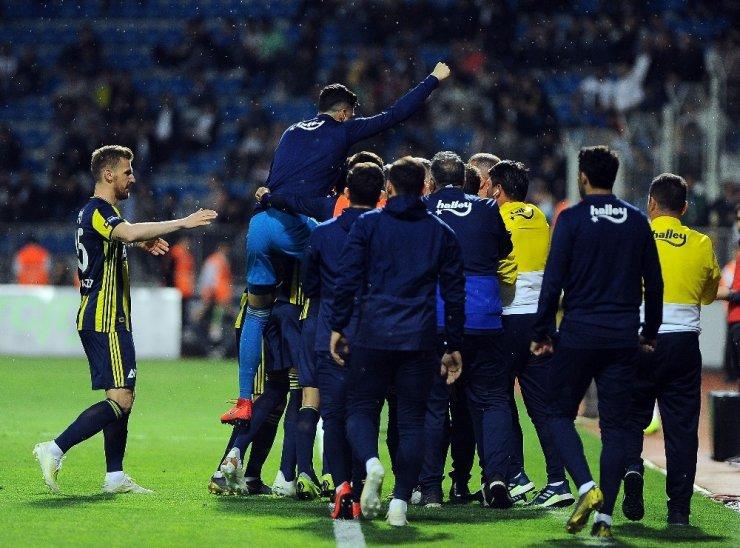 Fenerbahçe 50 Gün Sonra Kazandı