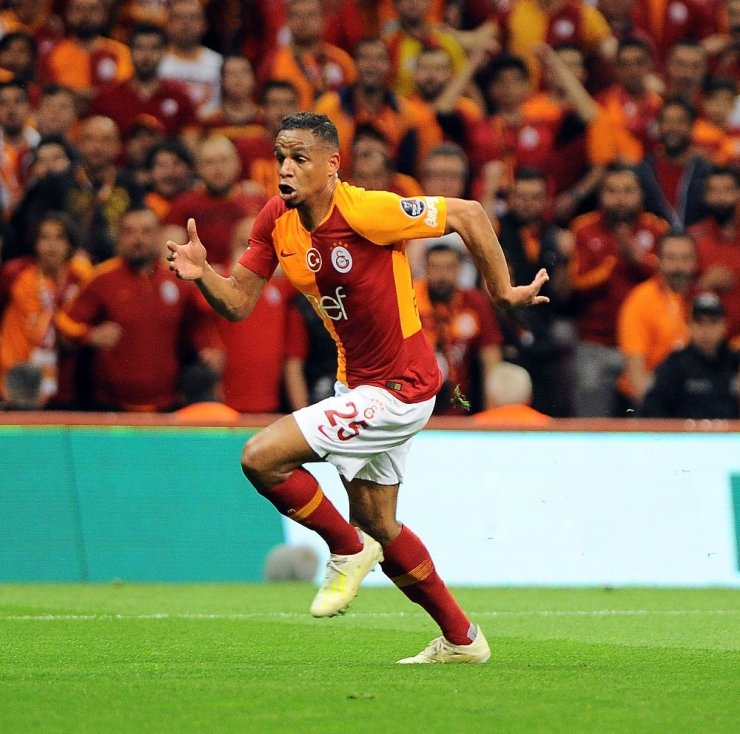 Spor Toto Süper Lig: Galatasaray: 2 - Beşiktaş: 0 (Maç Sonucu)
