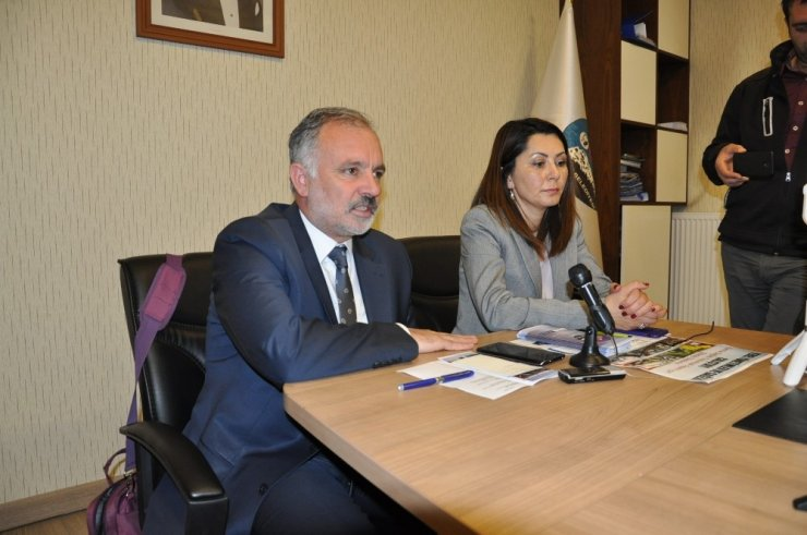 Kars Belediyesi 'Çalıştay' Düzenliyor