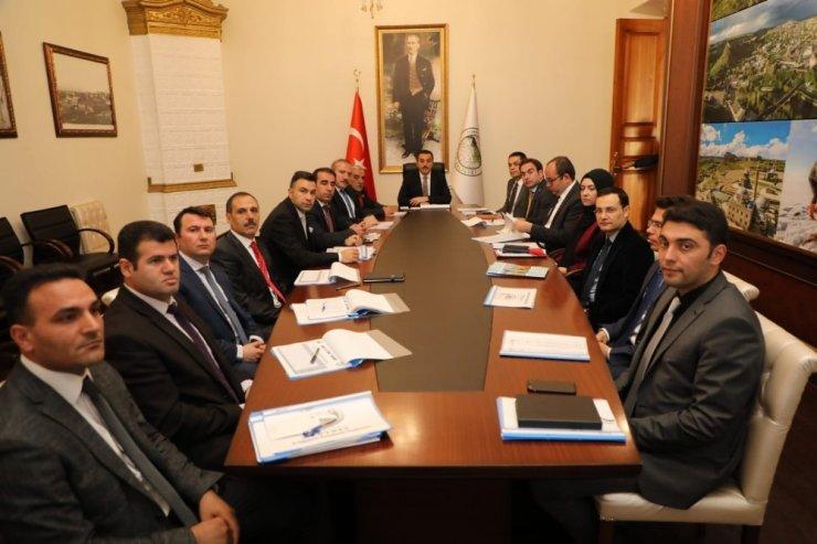 Kars'ta KÖYDES Toplantısı