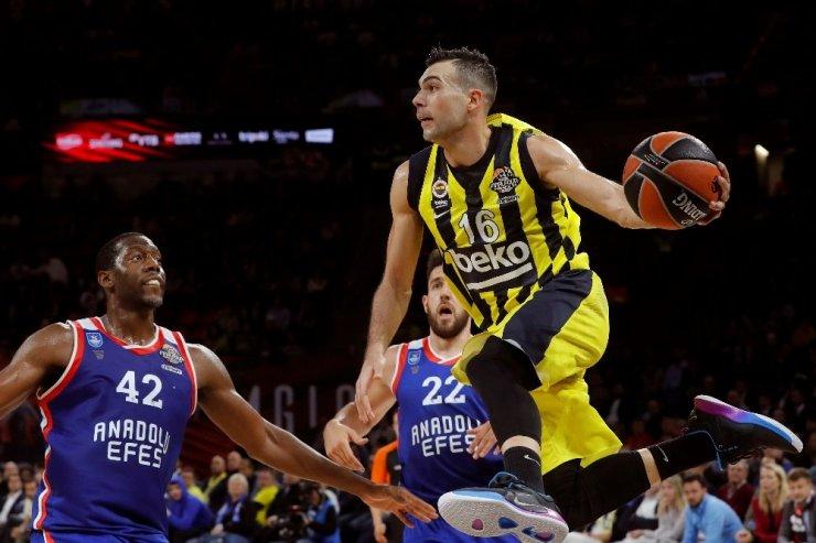 Anadolu Efes, Euroleague'de Finalde