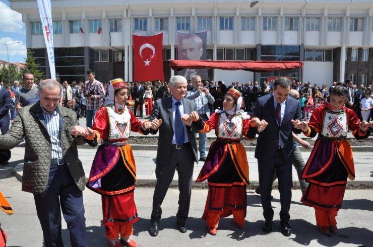 Kars'ta 19 Mayıs Kutlamaları
