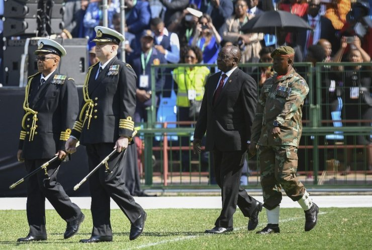 Güney Afrika'da Ramaphosa'lı Yeni Dönem