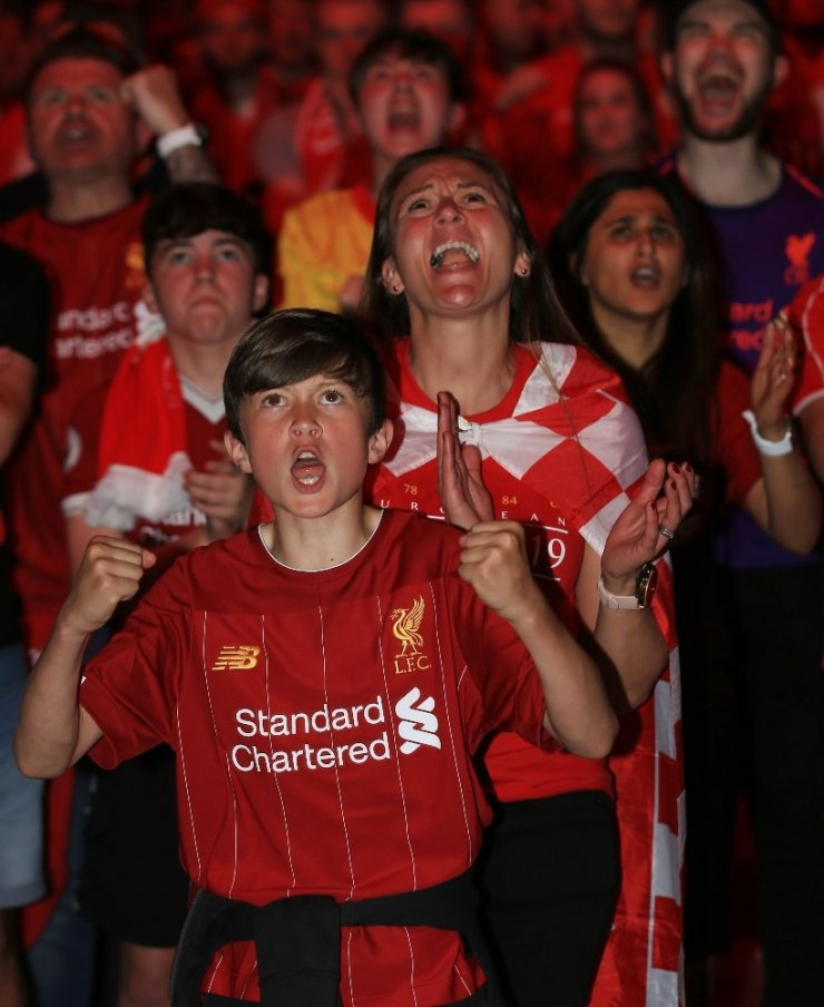 Devler Ligi'nde Şampiyon Liverpool