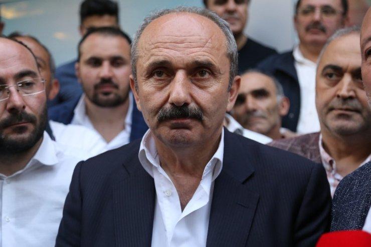 Yusufeli'de AK Parti Adayı Kazandı