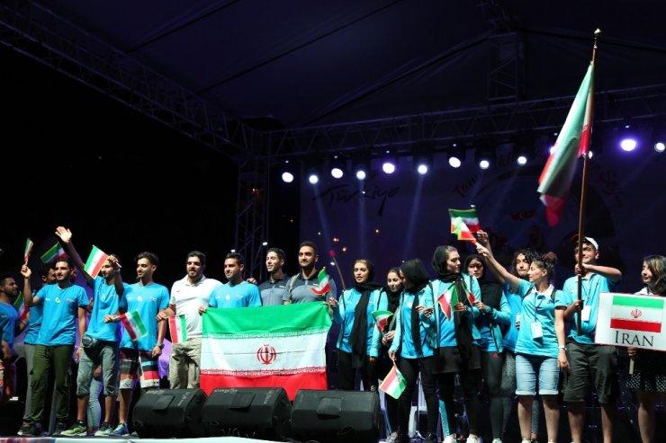 Dünya Rafting Şampiyonası Açılış Seremonisi