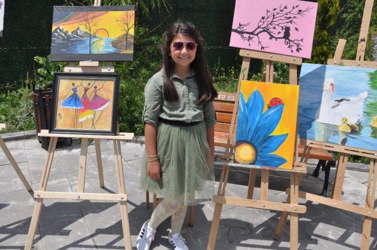 Kars'ta 'Öğrenme Şenlikleri' Sergisi