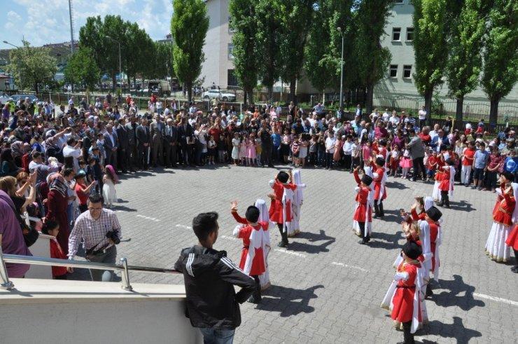 Kars'ta 66 bin Öğrenci Karne Aldı