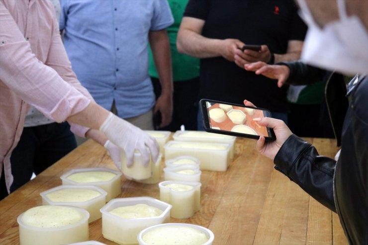 Öğrencilere 'Peynir Eğitimi' Verildi