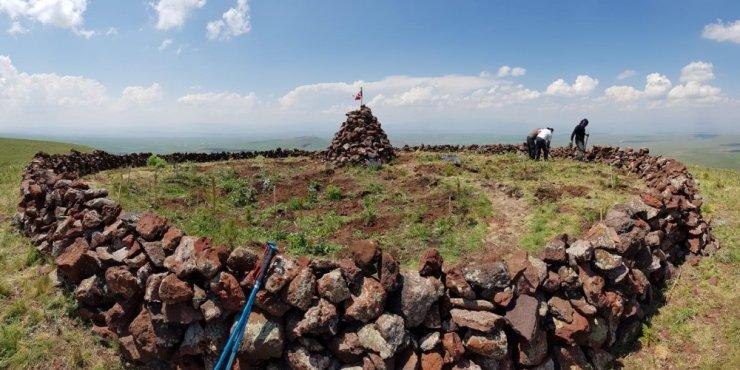 Dağcılar, Yahni Dağı'na Fidan Dikti