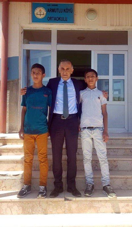 Sarıkamış'tan LGS'de Türkiye Birincisi