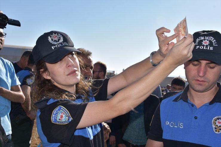 Polis 'Sahte Para' Konusunda Uyardı