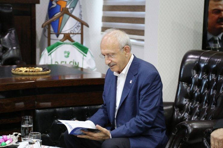 Kemal Kılıçdaroğlu Artvin'de