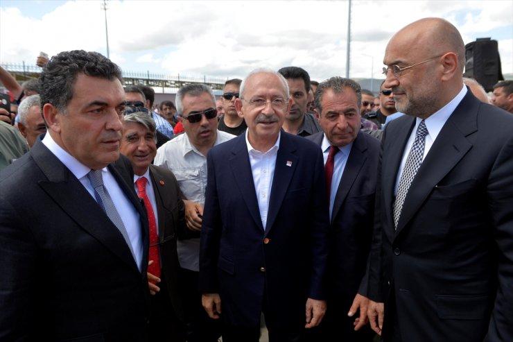 CHP Lideri Kılıçdaroğlu Ardahan'da