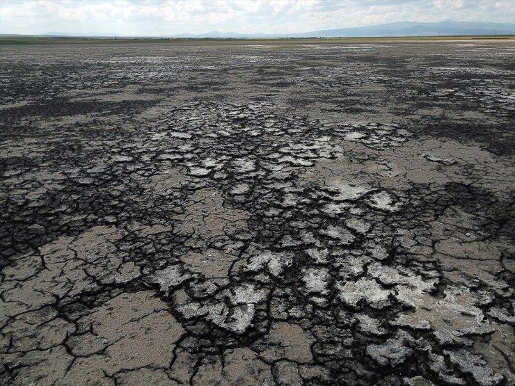 'Kuyucuk Gölü' Tamamen Kurudu