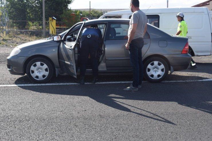 Polis 'Huzur ve Trafik Uygulaması' Yaptı